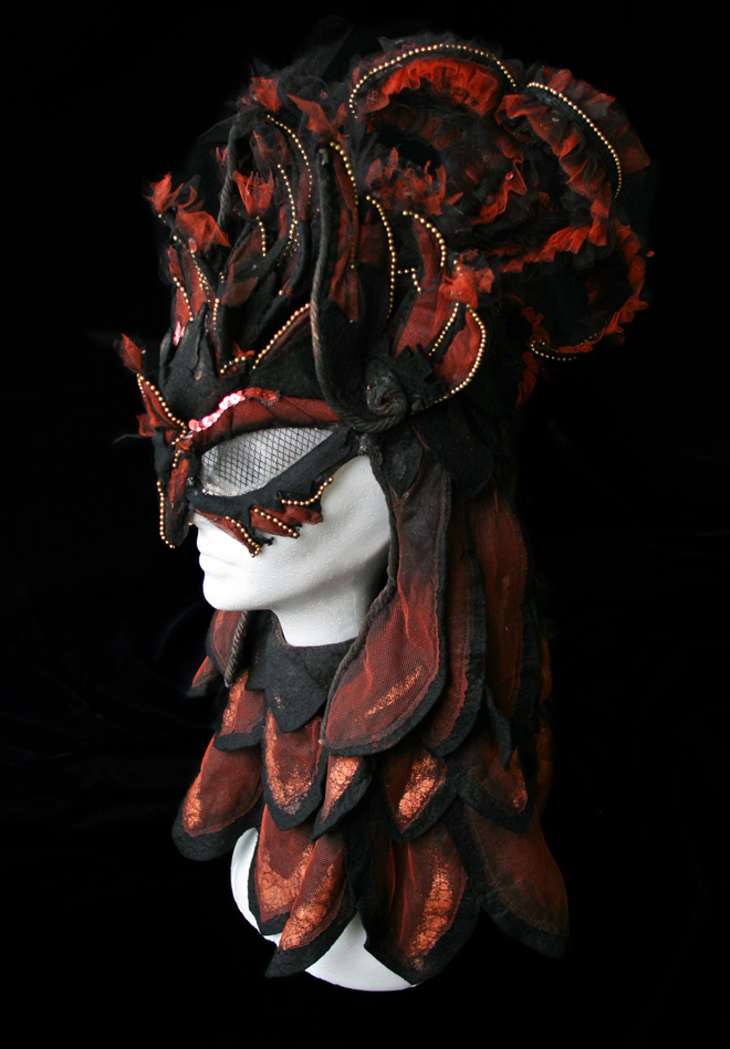 Rothbart mask