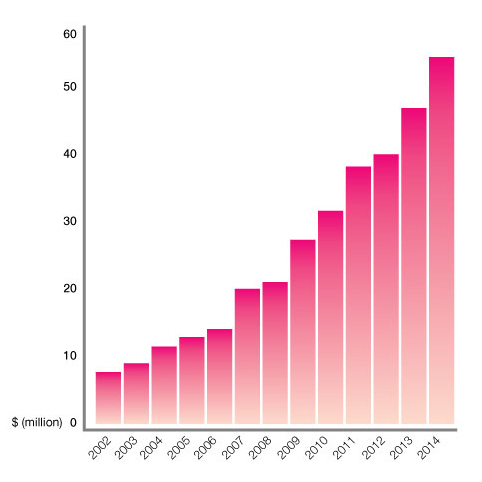 Endowment Growth
