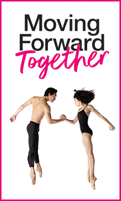 Moving Forward Together - Donate Now