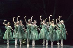Ballet moments