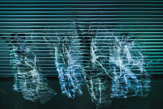 Des artistes du Ballet dans un atelier Frame by Frame.
