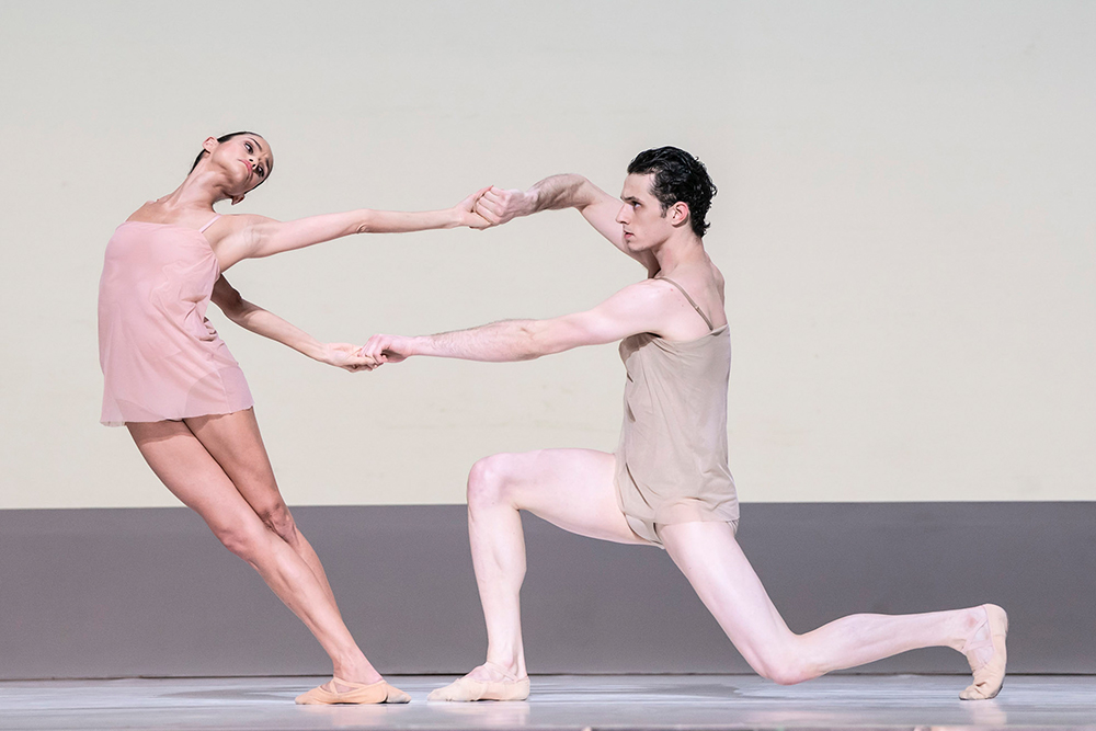Tanya Howard and Christopher Gerty in Chroma