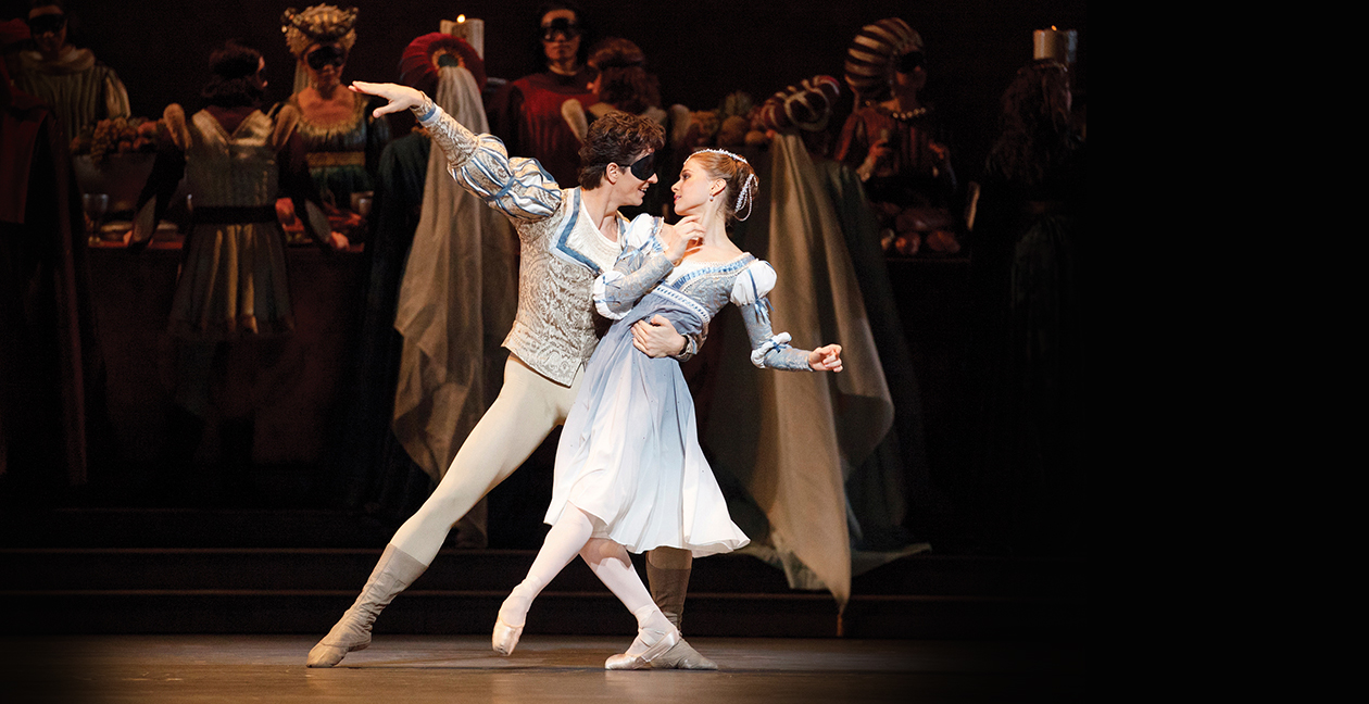 Romeo and Juliet | Get Tickets | National Ballet of Canada | The
